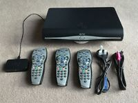 Sky+ HD Anytime Box....plus extras