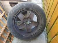 Vauxhall Zafira Astra Wheel