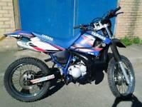 Yamaha dtr 125 re sm x 2005