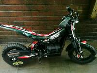 Oset 12.5 2012 Electric Trials Bike