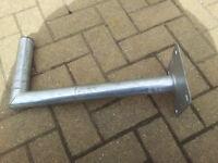 Satellite dish wall mount bracket 40 cm