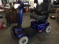 Mobility scooter Invacare Auriga comes with new batteries and 6 months warranty
