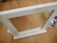 Dressing table mirror white !!! House clearance !!! Bargain !!!