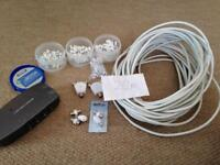 TV Cable Extension Kit