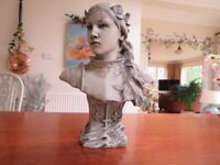 Joan of Arc Bust