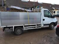 Iveco tipper 35s12