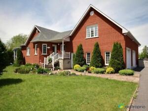 469 500$ - Bungalow à vendre à St-Jean-sur-Richelieu (L'Acadie