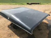 Land Rover double cab roof