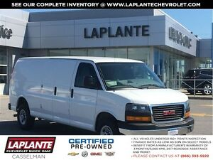 2016 GMC Savana 2500 Ext.Van | Backup Camera