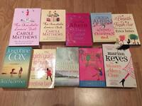 Ladies novels (2)
