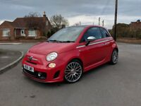Immaculate Fiat 500 Abarth only 37k Open to sensible offers Before it gets traded in.