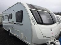 Swift Challenger Sport 554, 2012, 4 berth with fixed double bed, 1 owner from new