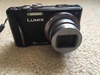Panasonic Lumix DMC TZ20 GPS Camera / Touchscreen / Accessories