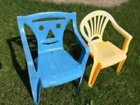 Kids chairs #FREE#