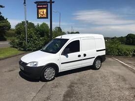 Vauxhall combo van, genuine low miles