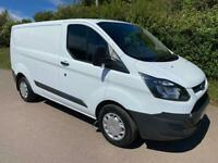 Ford Transit custom 100ps 290 ECO-TECH SWB 2014/14reg !NO VAT!