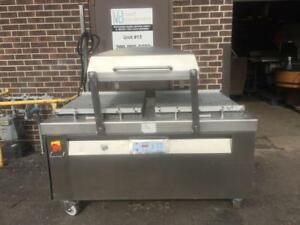 Multivac C500 Vacuum Sealer /Double chamber machine