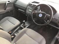 VW POLO 1.2 E 65 3 DOOR 1 OWNER 12 MONTHS MOT