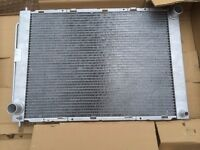 Renault Clio new radiator and aircon unit