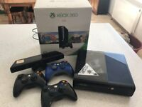 Xbox 360 (boxed) + Headset (boxed)