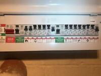 Electrician (Fully qualified and part P registered) 24hr Call Out