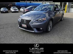 2014 Lexus IS 250 NAVIGATION