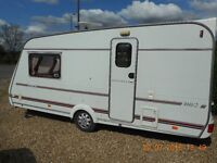 2 Berth Compass Encore Caravan with motor mover