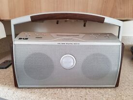 FM DAB DIGITAL RADIO FOR SALE. NEW