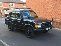 2000 Land Rover Discovery 2 TD5 7 Seats / MOT