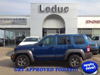 2010 JEEP LIBERTY RENEGADE - ONE OWNER LOW KM and APPROVED!