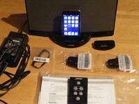 BOSE DOCK SYSTEM AND IPOD 8gb