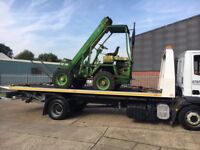 Forklift Collection Delivery Essex