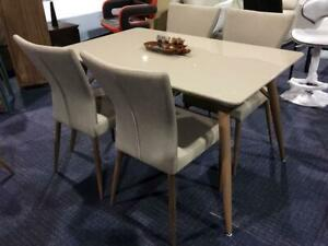 SMALL DINING ROOM TABLE AND CHAIRS | TORONTO |  FREE SHIPPING (SK2402)