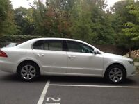SKODA superb 2010 one year pco