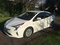 £220p/w NEW SHAPE Toyota Prius PCO Uber car for hire/rent - Young Drivers Welcome