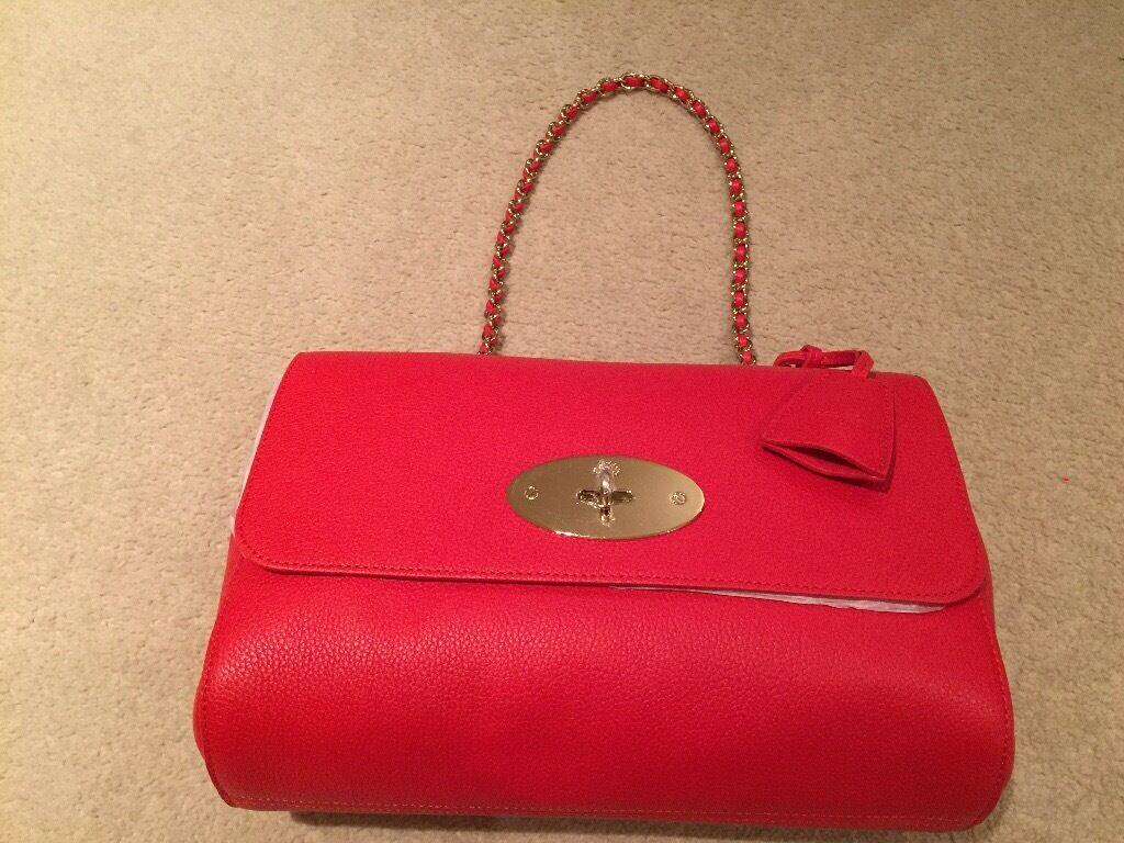 MULBERRY medium lily handbag  50b70470b3e8c