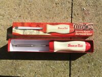 New Snap on retro style Limited Edition ratcheting screwdriver
