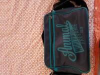 Mens Animal Cross Body Bag