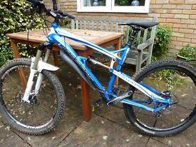 "LaPierre Zesty 214 (medium, 26"") Mountain Bike, Sept 2012 – shop-serviced"