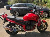 Suzuki bandit naked 650 2005
