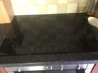 Belling Touchtronic five ring ceramic hob