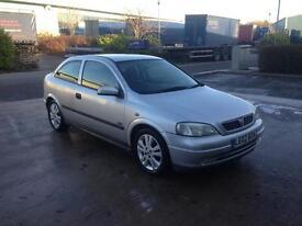 Vauxhall Astra 12 months MOT