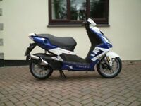 peugeot speedfight 3 50cc 2013 only 9800 miles 12 months mot