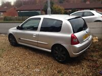 renault clio 182 cup sport