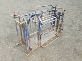 Sheep turnover crate made by ironworks