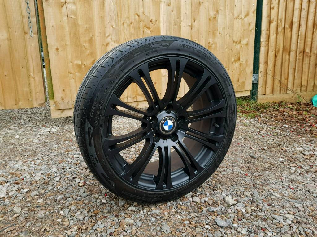 Bmw E90 18 Inch Wheels Tyre Size Cars Bmw
