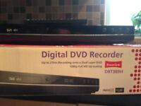 Lg DVD freeview recorder drt389h