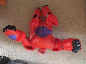 Big hero 6 toy makes sound