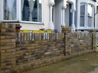 PROFESSIONAL CITY & GUILDS NVQ BRICKLAYER-EXTENSIONS,WALLS,BRICK POINTING,BRICK RESTORATION & MORE