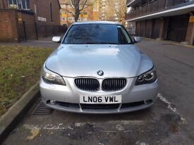 Clean in and out BMW 530i going for a bargain